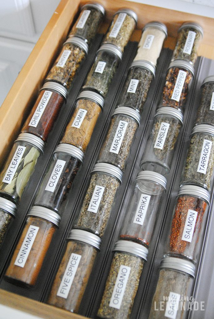This new method to storing spices is life changing for me