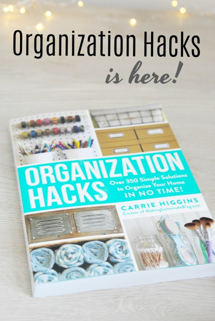 Tips and tricks to keep you organized