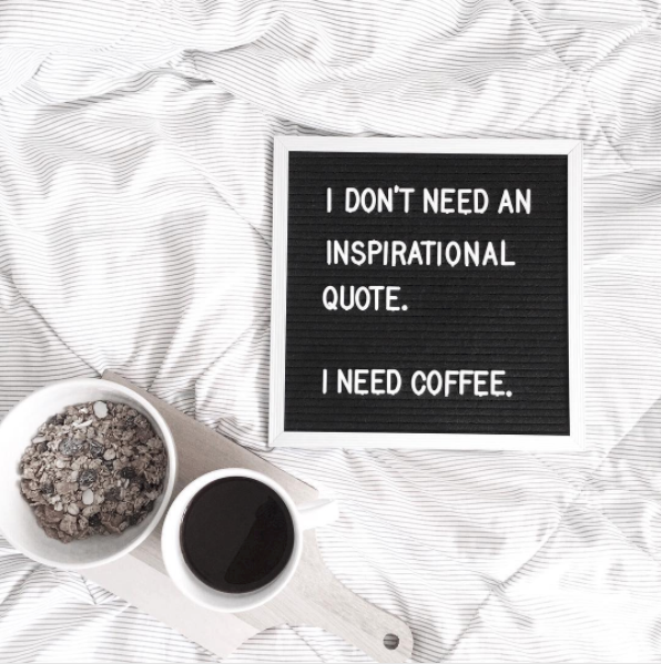 Clever letterboard quotes, ideas and inspiration