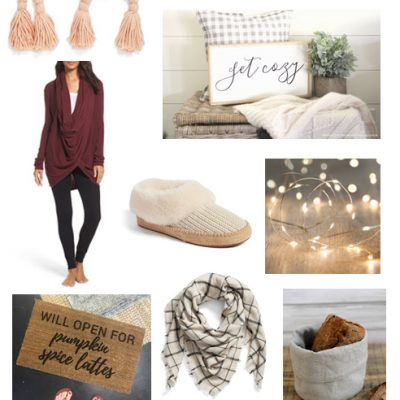 20 Cozy Fall Favorites