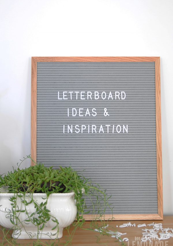 Clever letterboard quotes, ideas and inspiration-- I'm SO getting one of these!