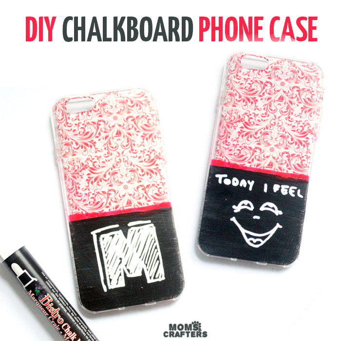 chalkboard phone case