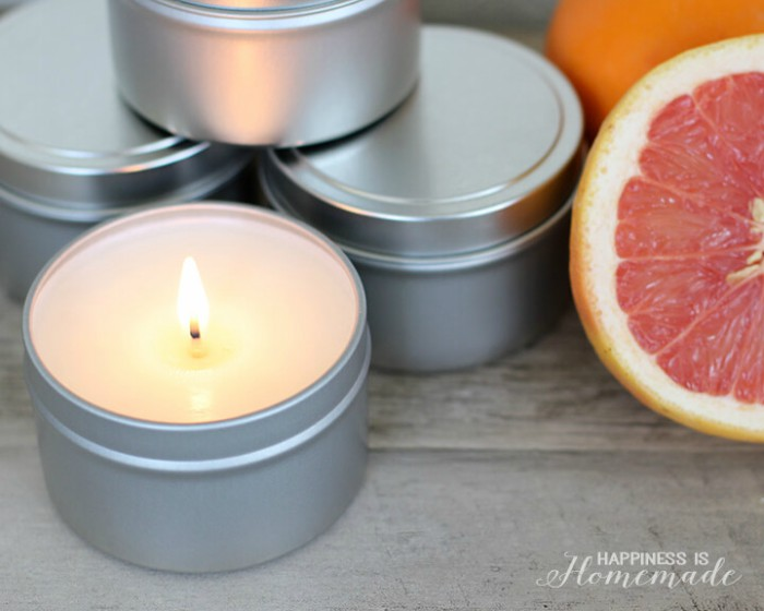 easy soy candles