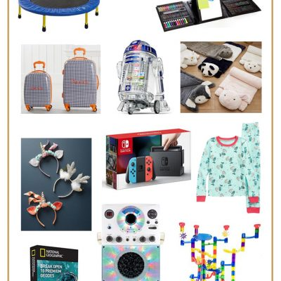 Top Gifts for Kids (Holiday Gift Guide)