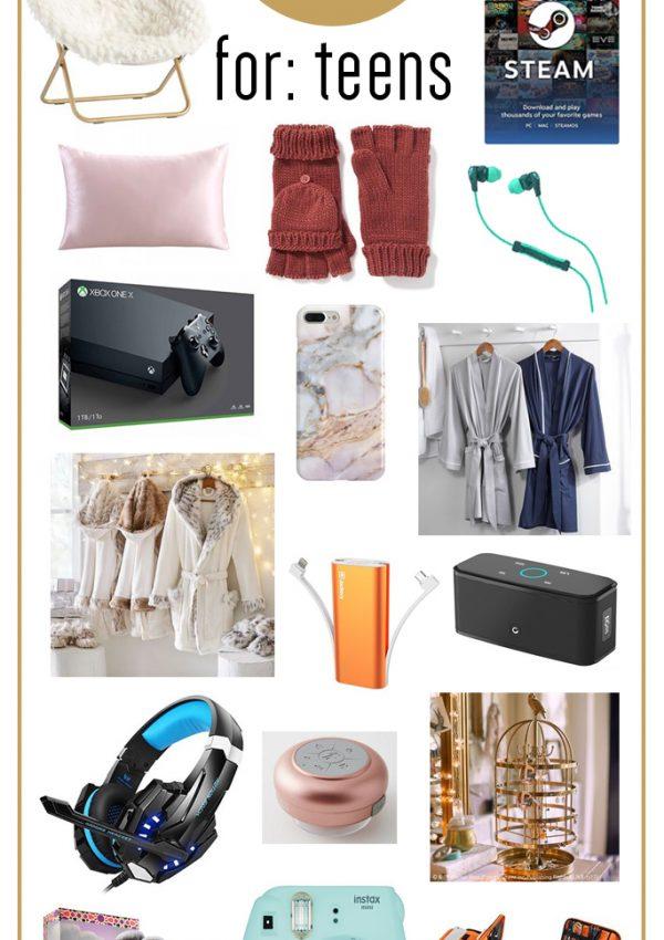 Best Gifts for Teens & Tweens