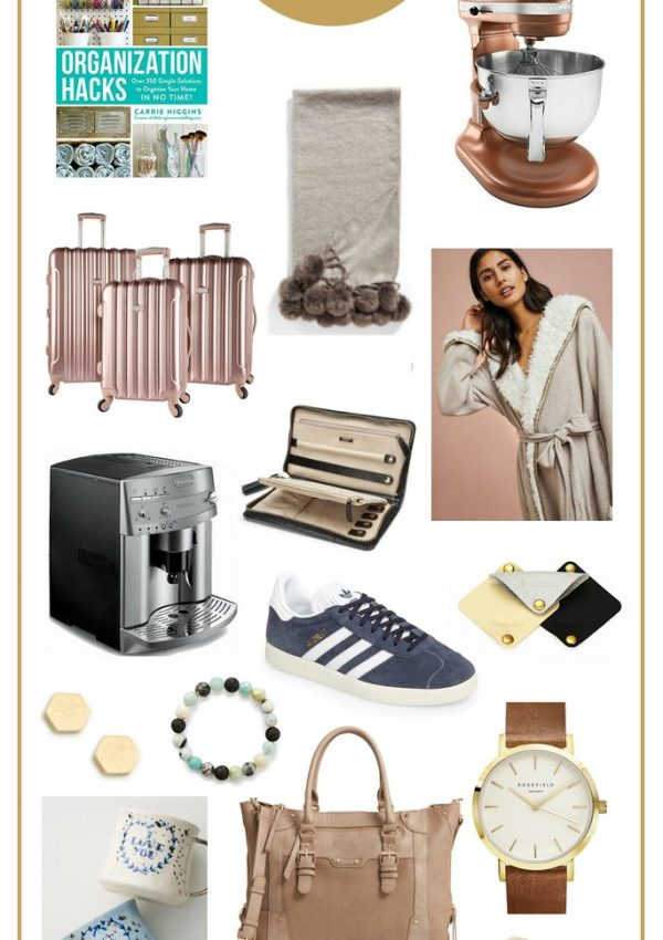 25 Gifts She'll Love (Holiday Gifts for Women)