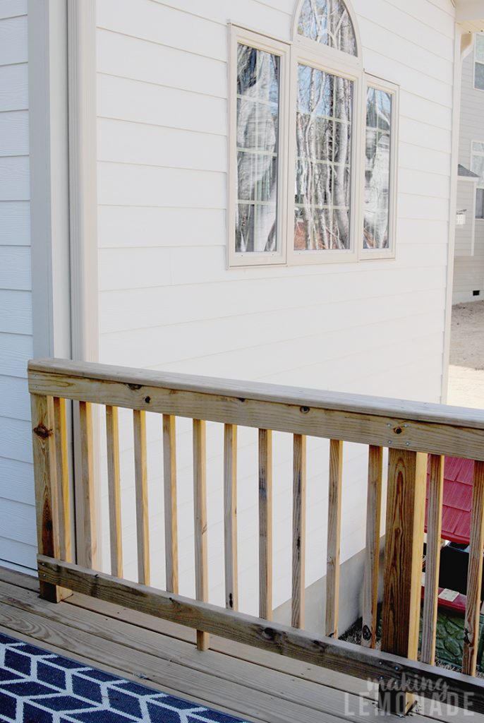 home goals: how to add a screened porch