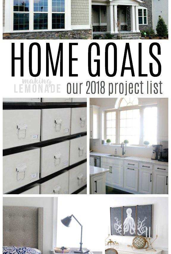 2018 Home Goals