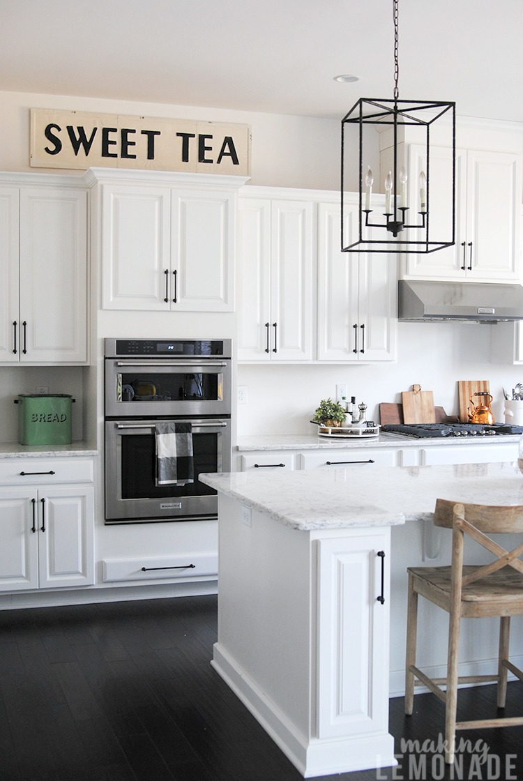 An Easy Kitchen Update That Makes A Huge Difference Making Lemonade