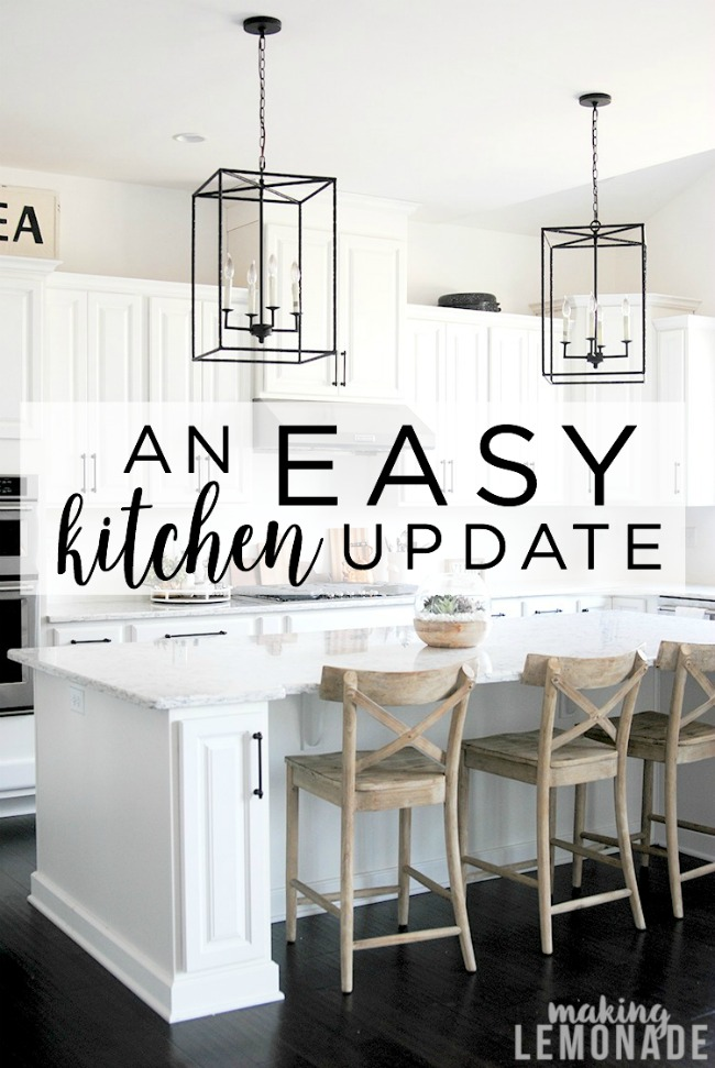 An Easy Kitchen Update that Makes a Huge Difference | Making ...