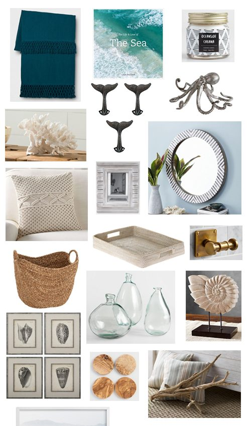 Chic Coastal Decor Ideas