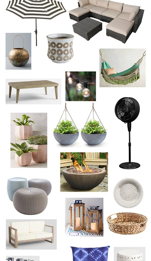 Resort Style Finds to Transform Your Backyard