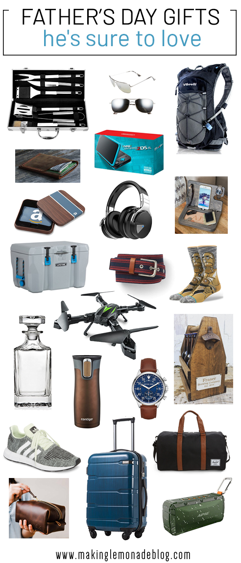 Father's Day gifts he's sure to love