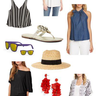 What I'm Wearing On Repeat This Summer (Summer Style Favorites)