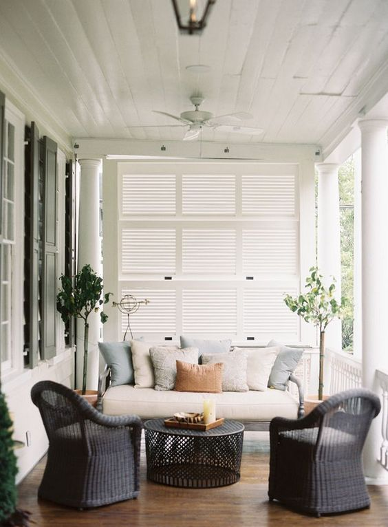Gorgeous porch decor inspiration