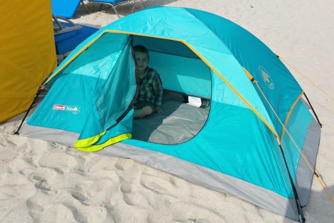 bring a tent