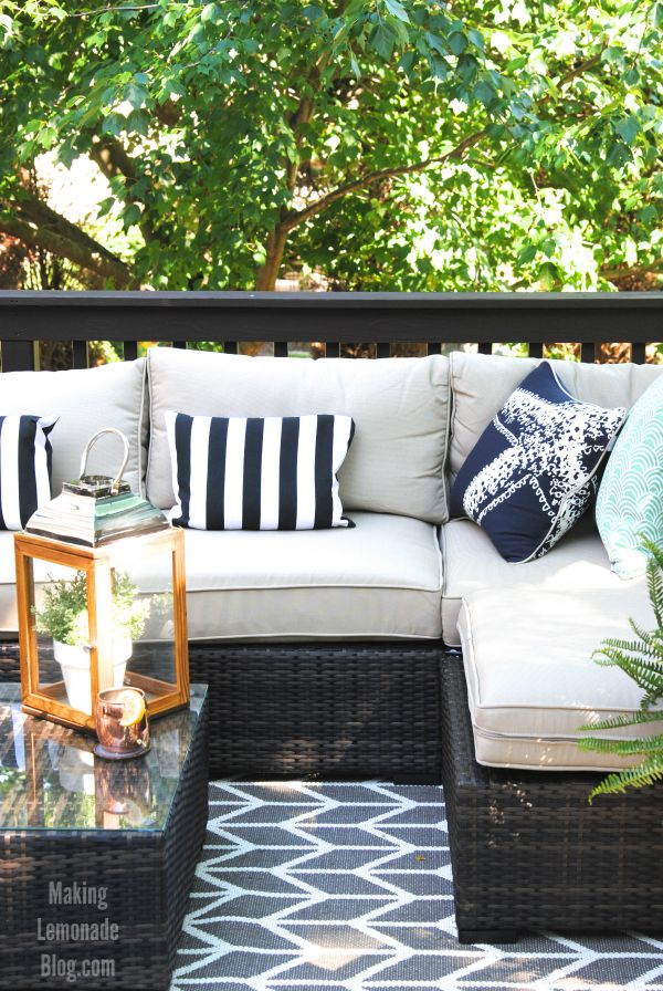 gorgeous and inviting DIY porch and deck ideas