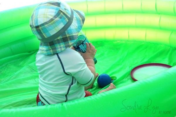 kiddie pool for baby