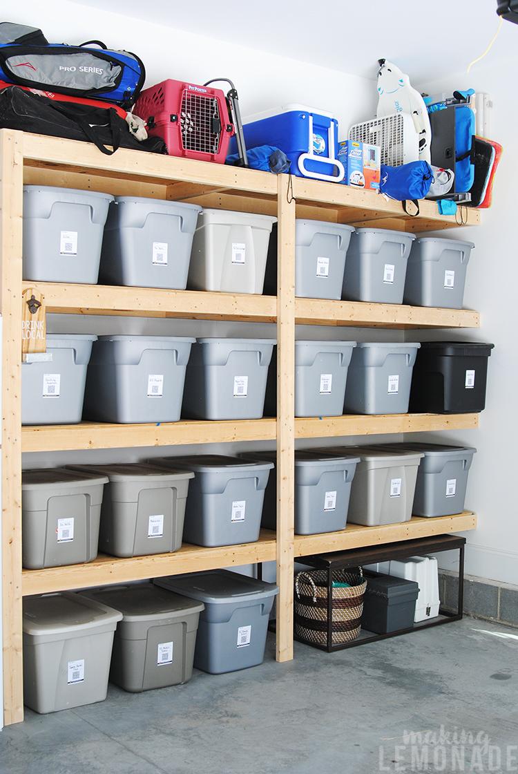 How To Organize The Garage Garage Organization Ideas Making Lemonade