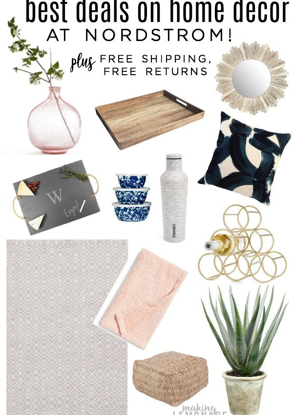 Seriously Affordable Home Decor at the Nordstrom Sale