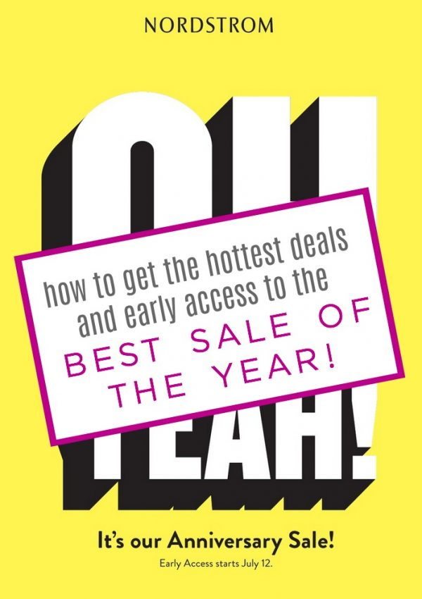 How to Get Early Access To the Best Sale of the Year