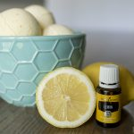 DIY Lemonade Bath Bombs