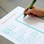 School's Out. Now What? (Summer Printables to Save Your Sanity)