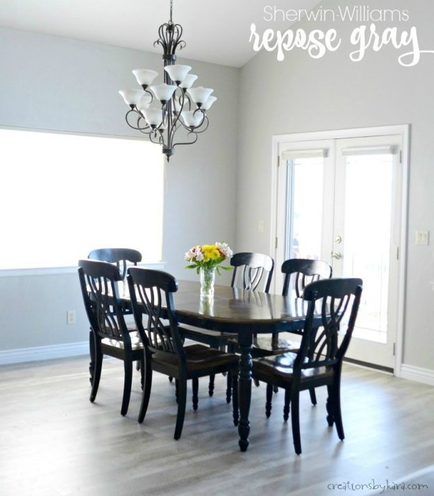 sherwin williams repose gray