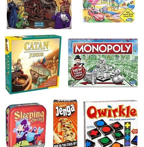 Enjoy family game night with these games everyone will love