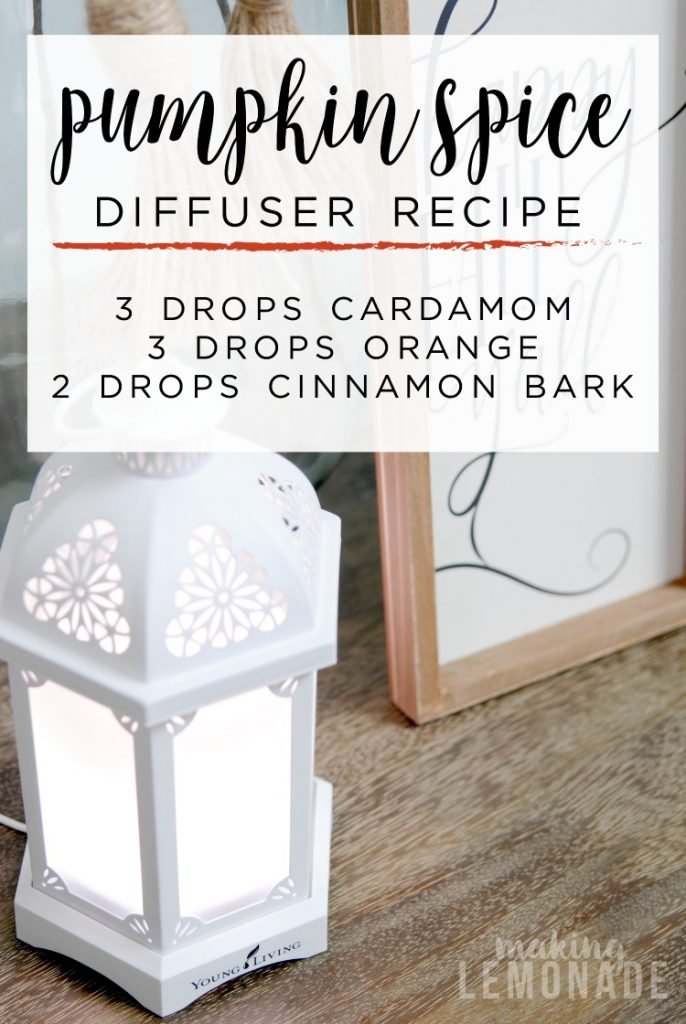 essential oil lantern diffuser