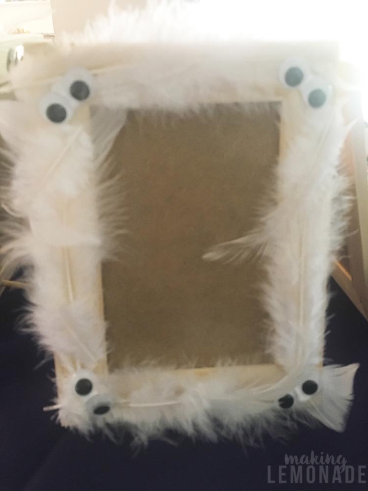 Hedwig frame