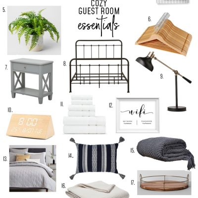 Cozy Ideas to Make Your Guest Room Feel Like Home