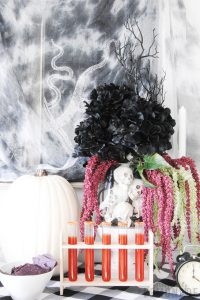 Pick Your Poison Prosecco Bar (+ DIY Halloween Party Ideas!)