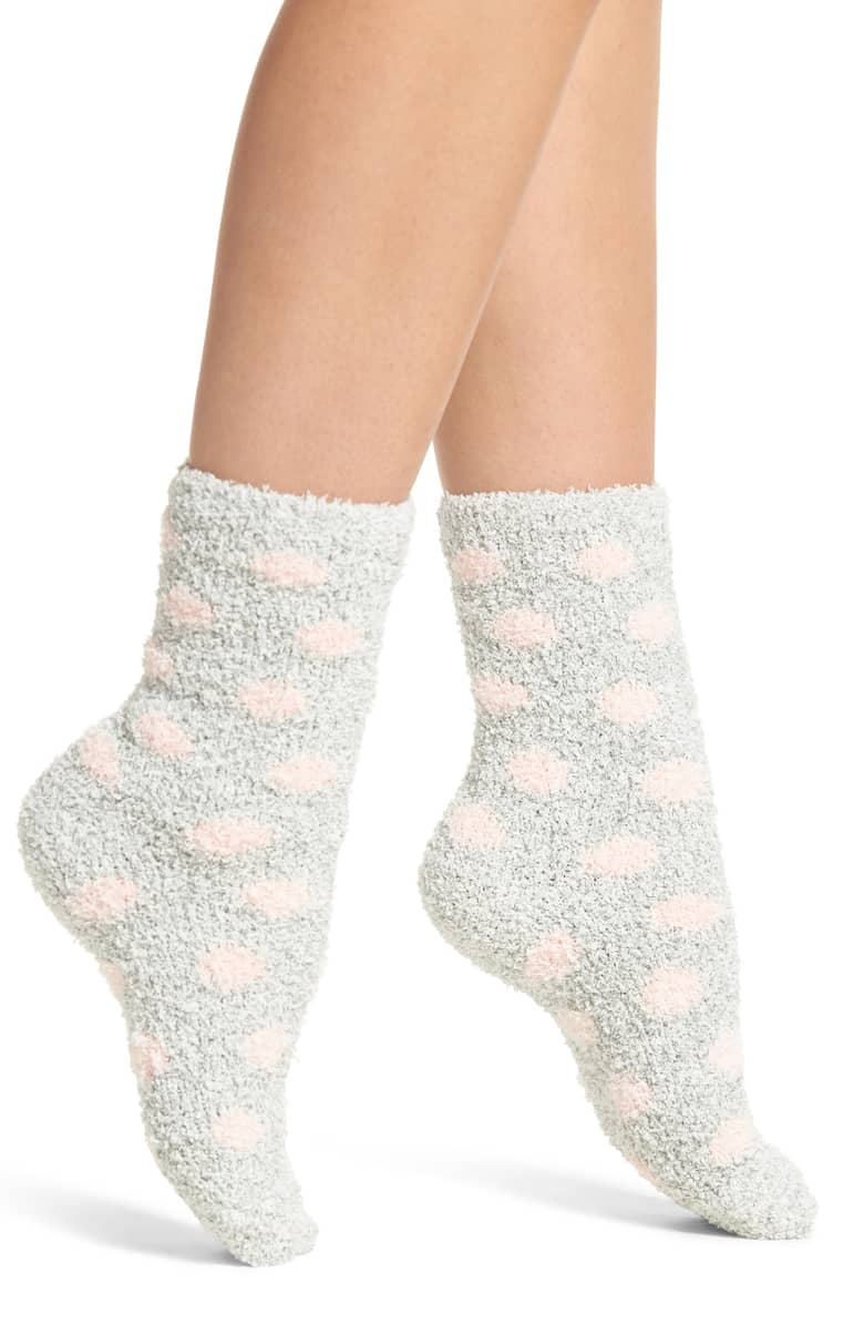 the best holiday gift ideas under $25 Nordstrom butter crew socks