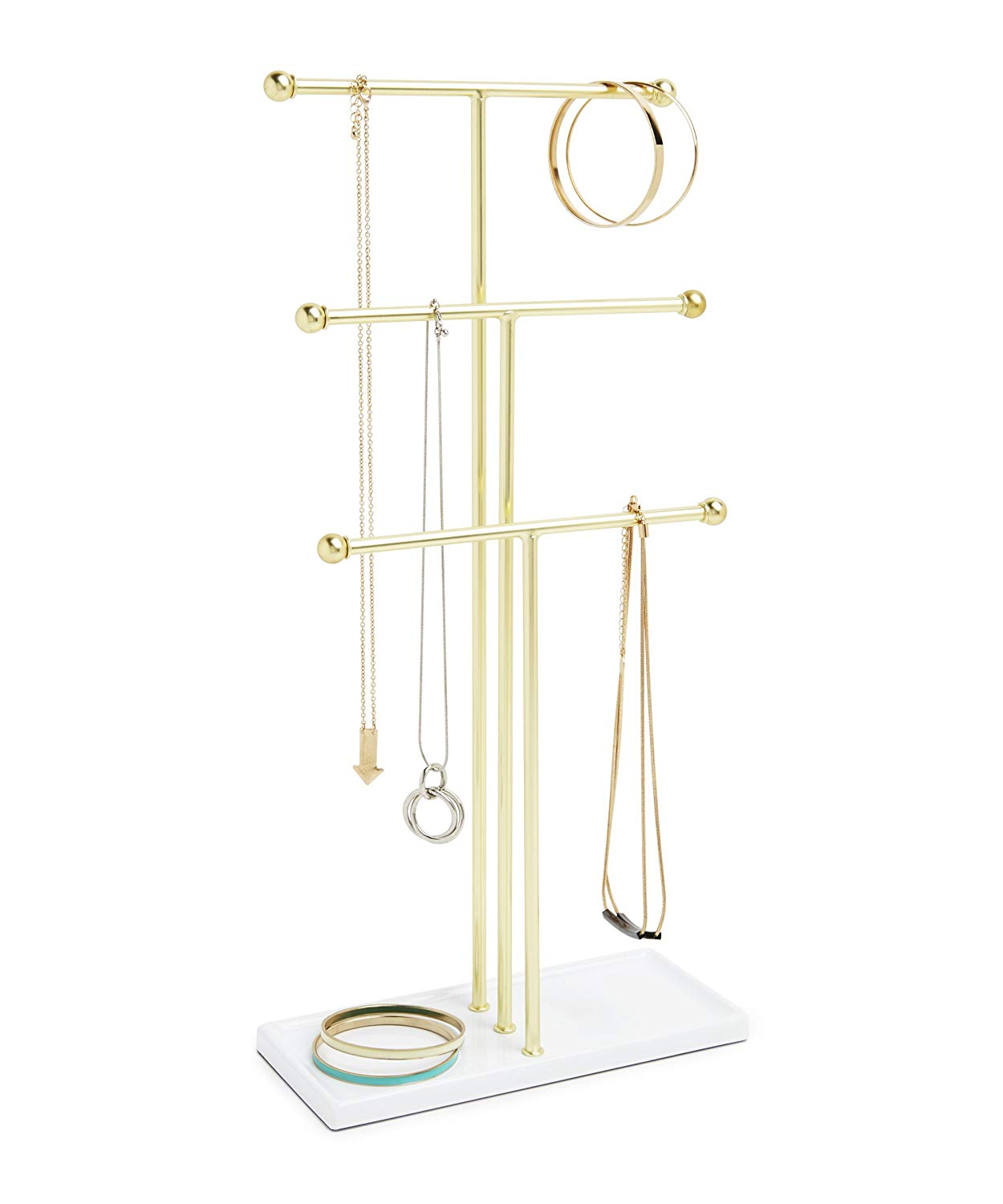 the best holiday gift ideas under $25 hanging jewelry organizer