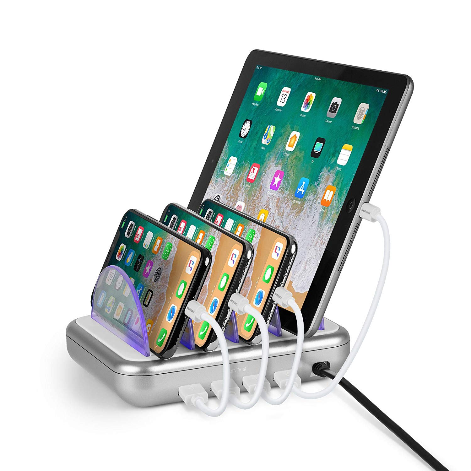 the best holiday gift ideas under $25 usb charging station