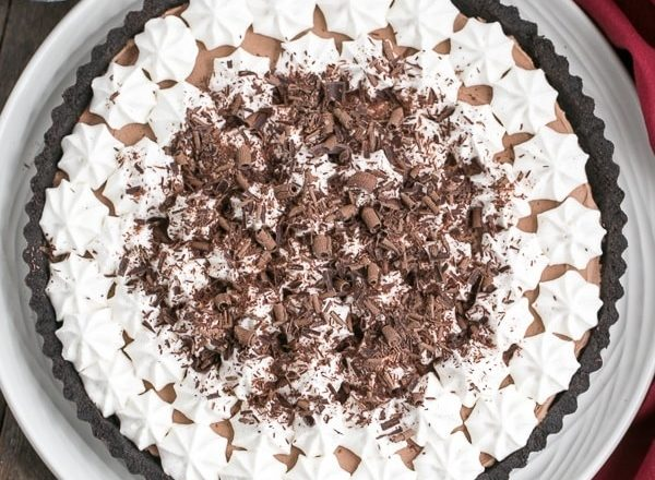 French silk tart