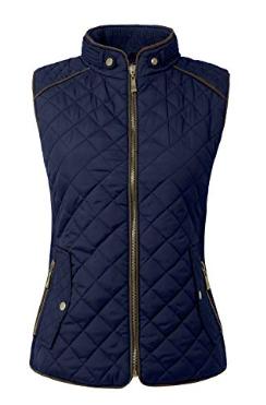 the best holiday gift ideas under $25 lightweight quilted zip vest