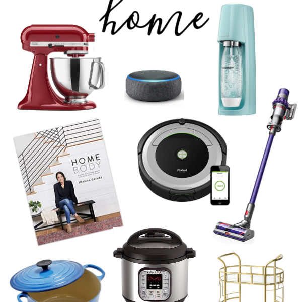 best gifts for the home collage