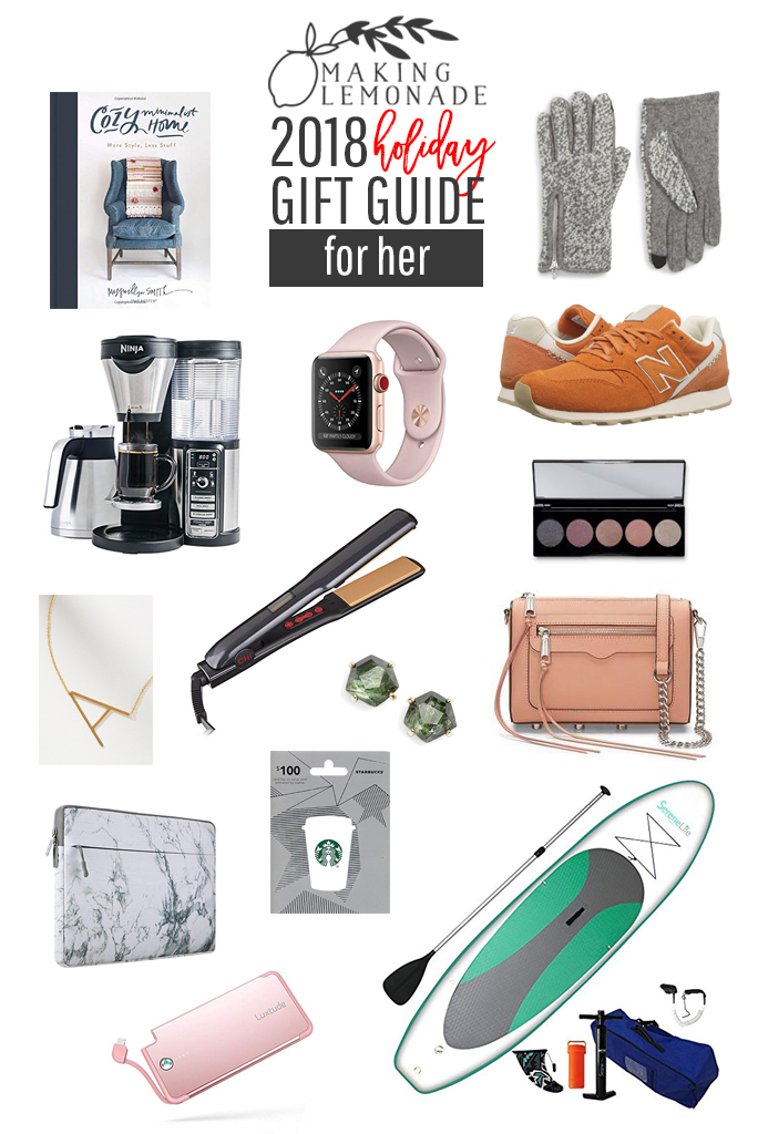 the best holiday gift ideas for her