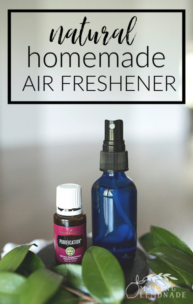 DIY All Natural Air Freshener | Making
