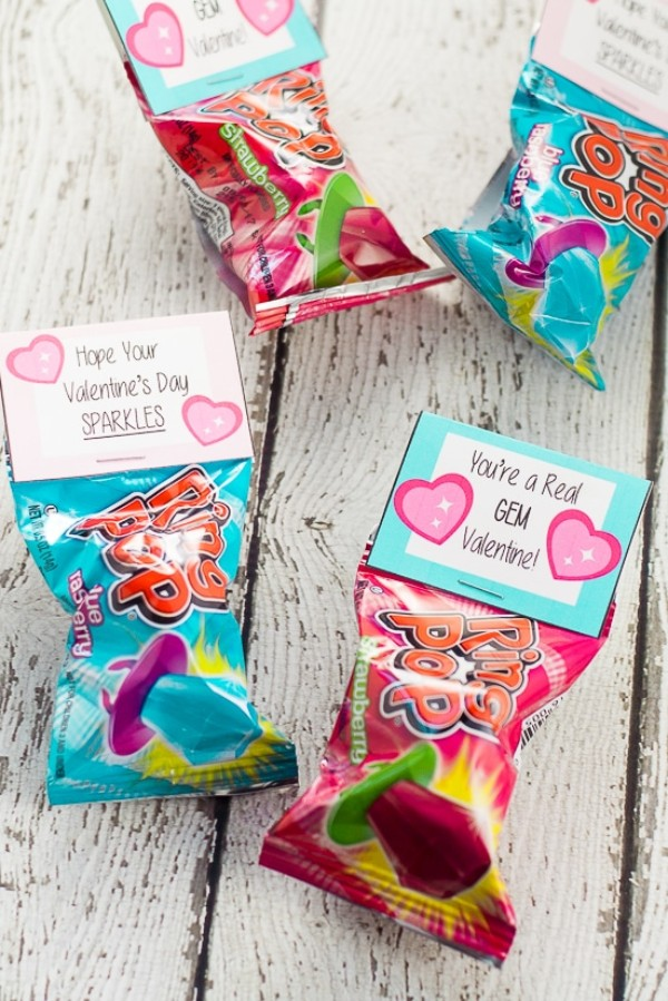 ring pop valentines