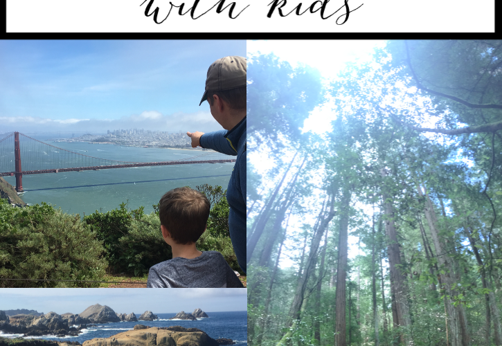 Travel Guide: the ultimate California road trip with kids travel guide! Travel tips for an amazing family vacation on the northern California coast.