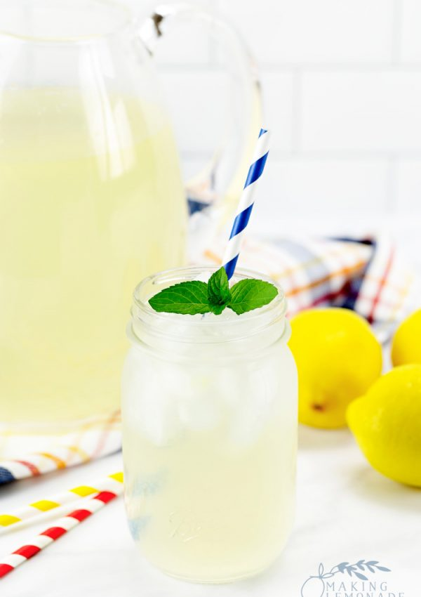 How to Make the Best Lemonade Ever