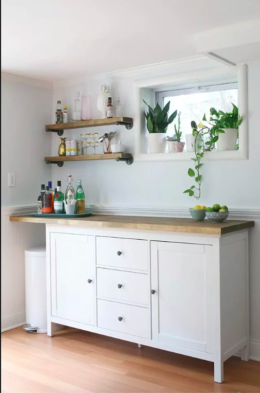 25 Diy Built Ins Using Prefab Bookcases Cabinets