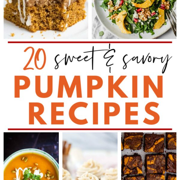 20 Best Pumpkin Recipes