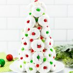 Your Christmas Party Guests Will LOVE This DIY Doughnut Tree
