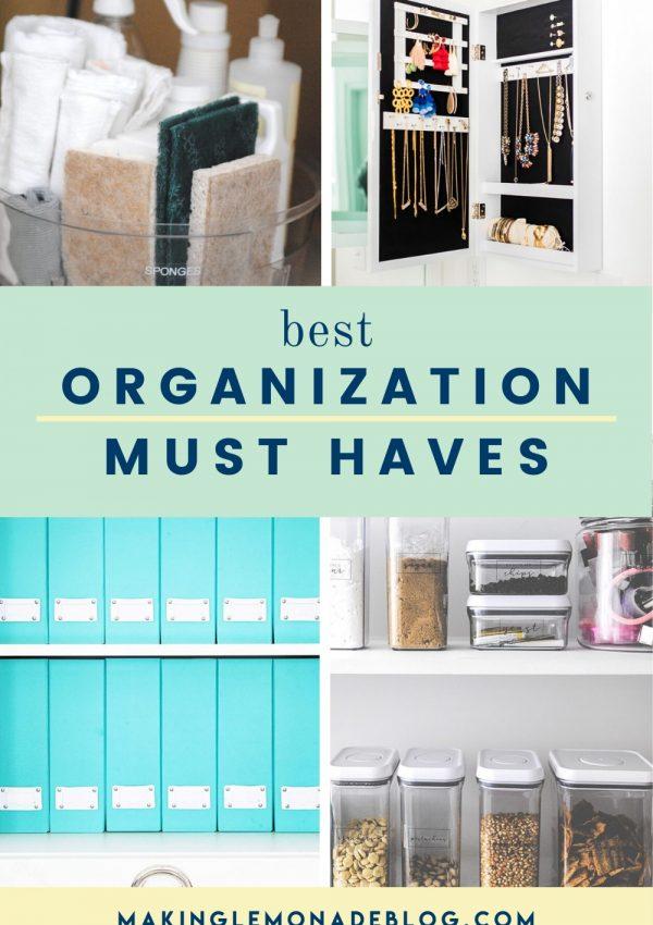 17 Brilliant Organization Products that Professional Organizers Swear By