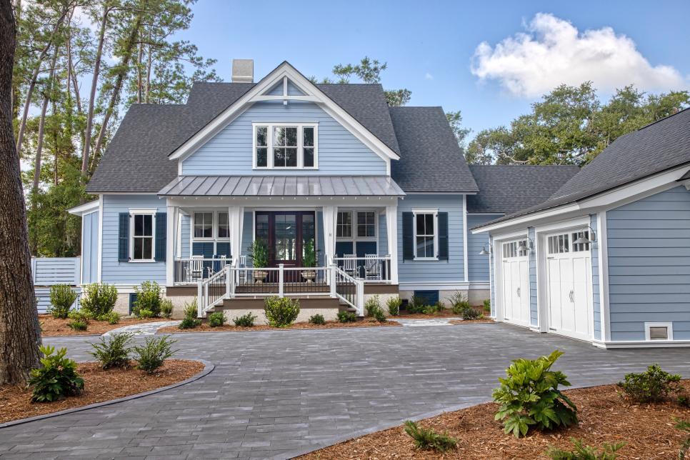 Insider's Tour of the HGTV Dream Home in Hilton Head, South Carolina exterior