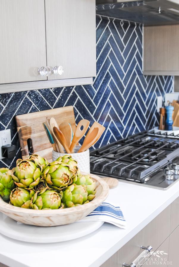 Insider's Tour of the HGTV Dream Home in Hilton Head, South Carolina kitchen